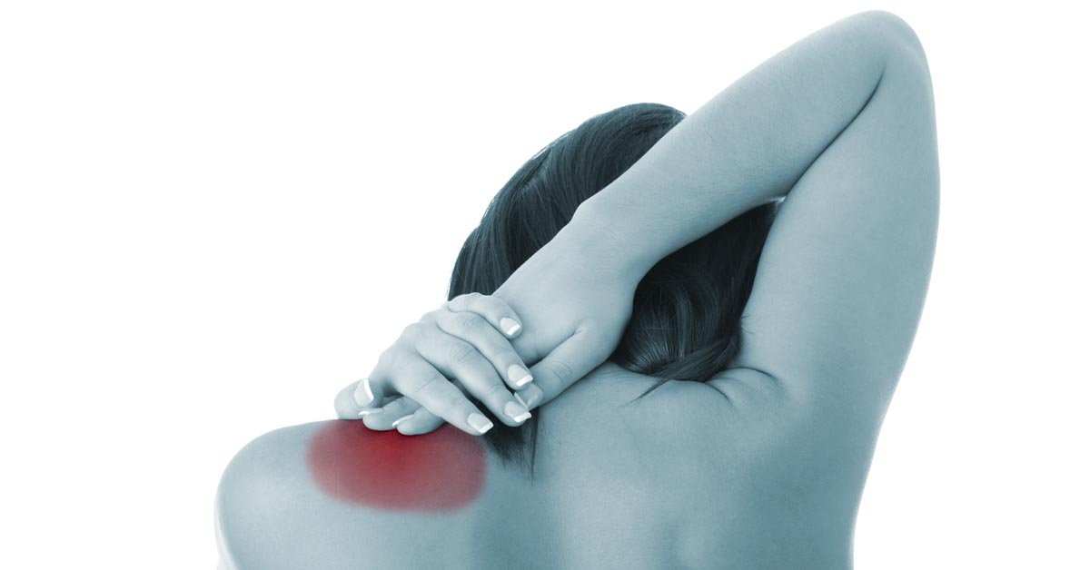 Asheville shoulder pain treatment and recovery