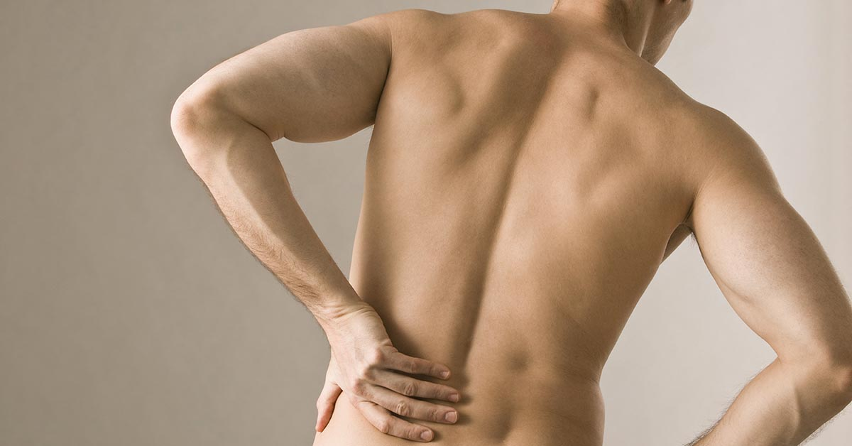 Asheville back pain treatment